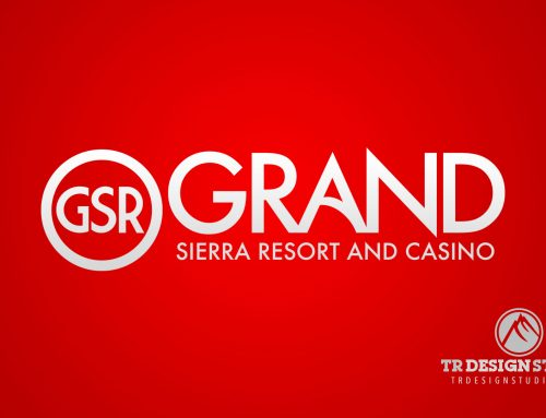Logo Re-Design For The Grand Sierra Resort