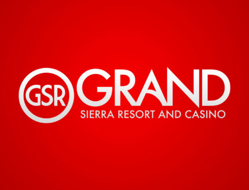 Grand Sierra Resort and Casino Logo Design