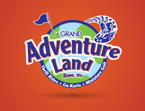 Grand Adventure Land Logo